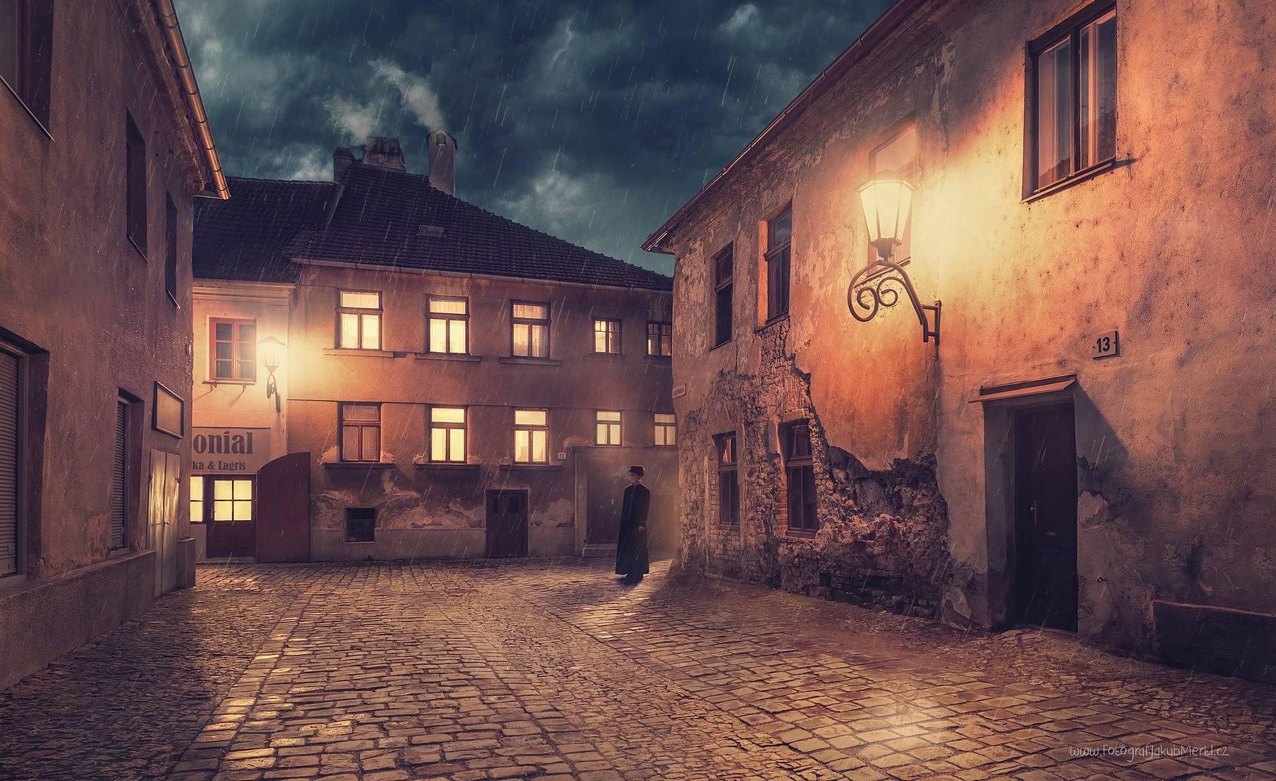 Unesco Třebíč Židovská čtvrť - Zádušní oběť