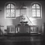 Evangelický kostel a Fara – Horní Vilémovice