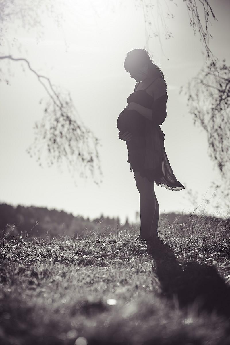 Fotograf Třebíč těhotenské